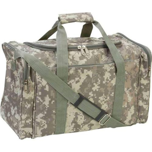 "Extreme Pak Digital Camo Water-resistant 17"" Duffle Bag by"