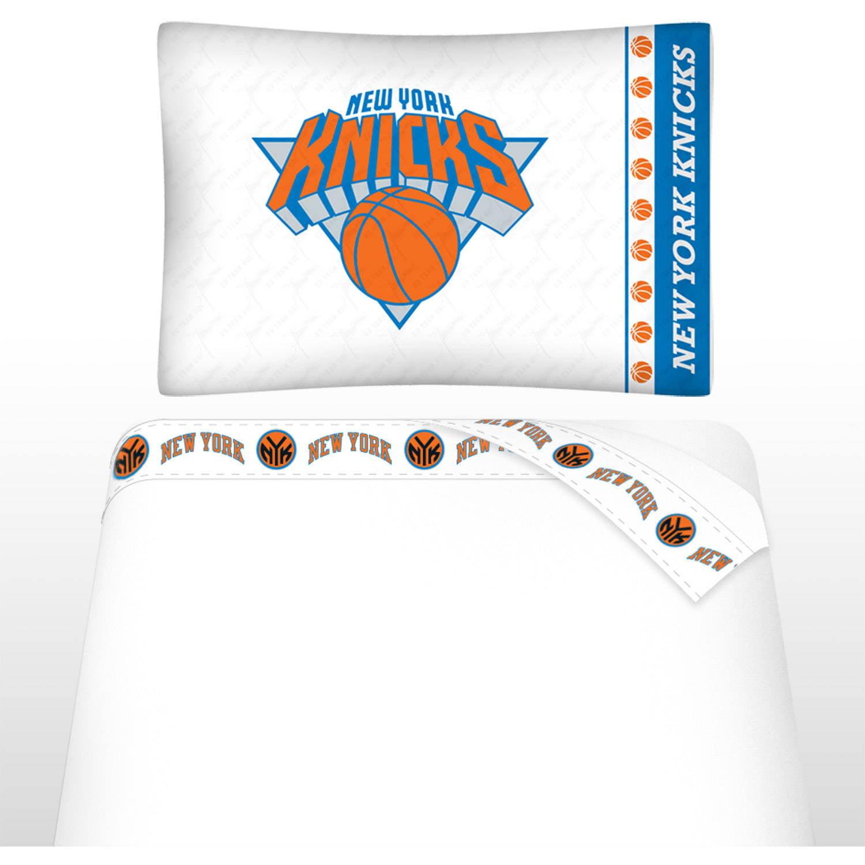 NBA New York Knicks Sheet Set