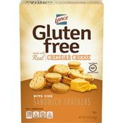 Lance Gluten Free Cheddar Cheese Bite Sized Sandwich Crackers, 5 Oz