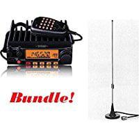 VERTEX FT-2900R Mobile Radio & Comet M-24M Mag Mount Ante...
