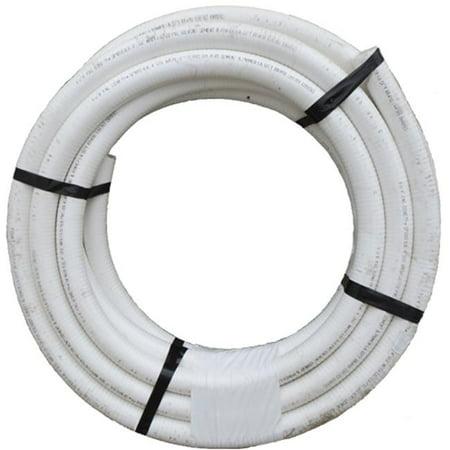 Vartek FP 75X100N White PVC Flexible Pipe 0 75 100 in
