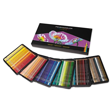 Prismacolor Premier Colored Pencil, 150 Assorted Colors/Set