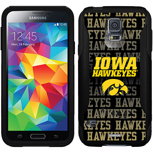 Iowa Repeating Design on OtterBox Commuter Series Case for Samsung Galaxy S5