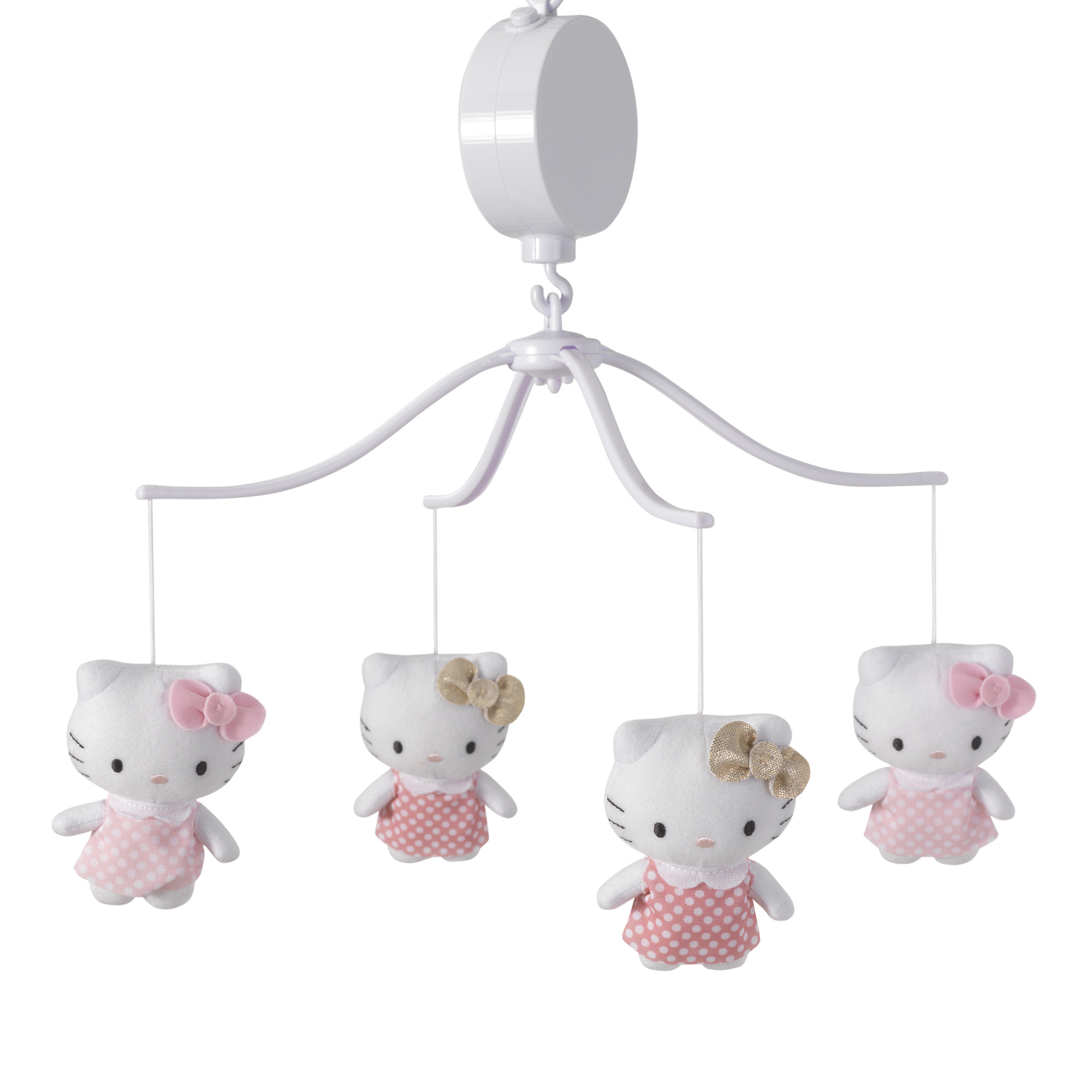 Hello Kitty Luv Musical Mobile by Bedtime Originals