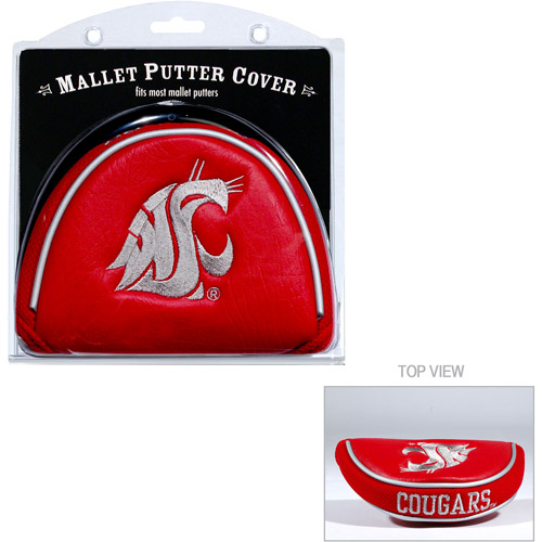 Team Golf NCAA Washington State Golf Mallet Putter Cover