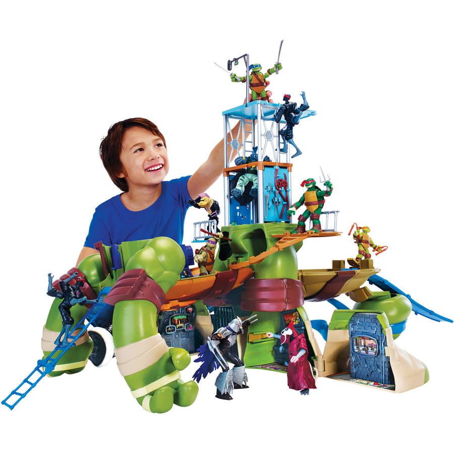 Ninja Toys For Girls : Teenage mutant ninja turtles quot turtle mutation play set
