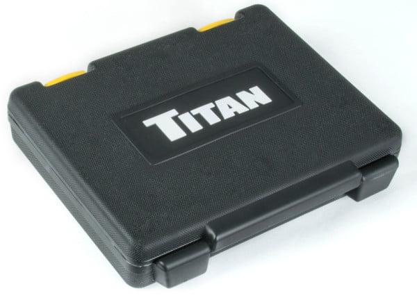 Titan 16251 50 Piece Torsion Impact Bit Set