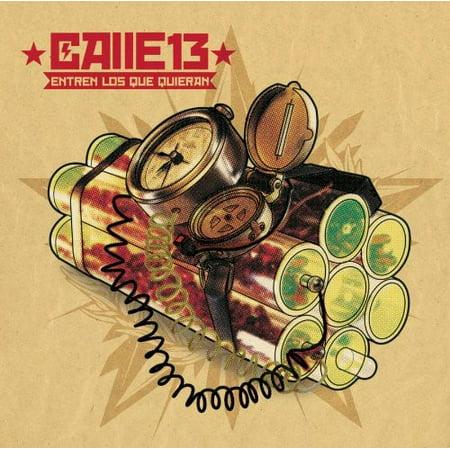 Entren los Que Quieran (explicit) (Descargar Entren Los Que Quieran Calle 13)