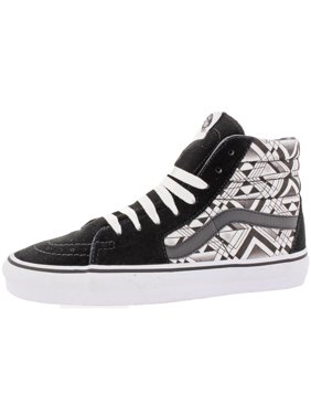 986edf49c21f62 Product Image Vans Womens Sk8-Hi Suede Trim High Top Skate Shoes