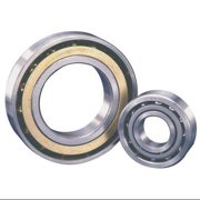 NTN 7317BG Angular Bearing, 40 Deg, 85mm Bore, 180 OD