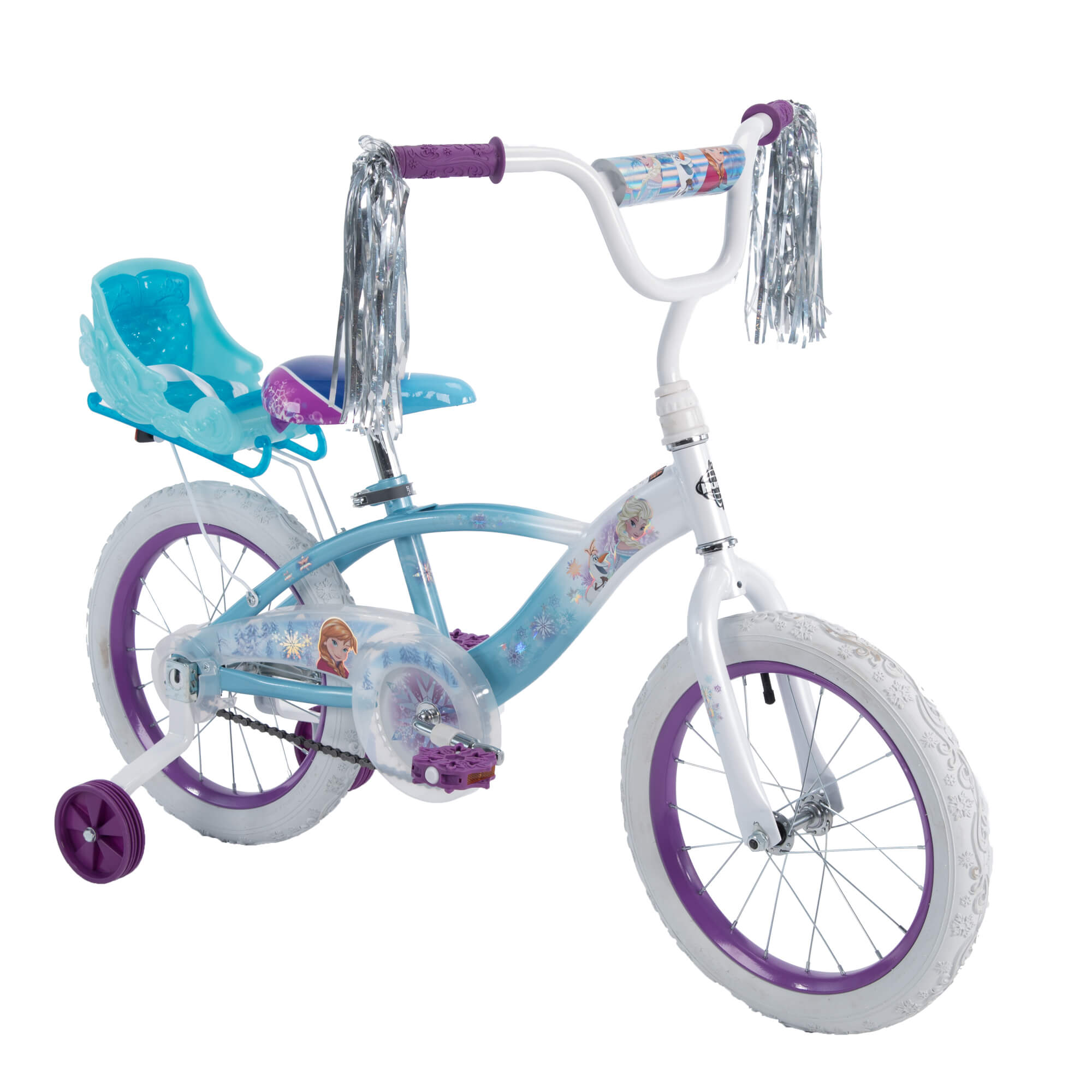 Disney Frozen 16-inch Girls' Bike by Huffy