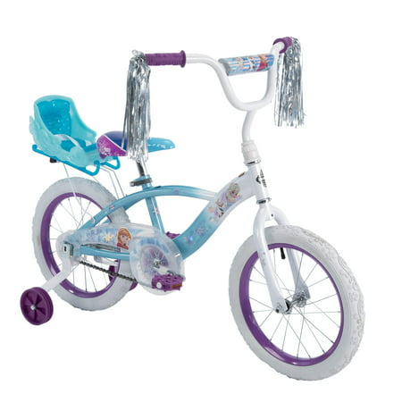 Disney Frozen 16-inch Girls Bike by Huffy