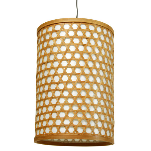 Oriental Furniture Japanese 1 Light Mini Pendant
