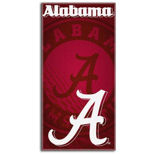 NCAA - Alabama Crimson Tide 30x60 Fiber Reactive Beach Towel