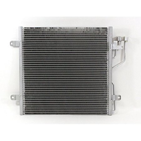 A/C Condenser - Pacific Best Inc For/Fit 3596 06-07 Jeep Liberty Gas/Diesel Jeep Liberty Sport Diesel