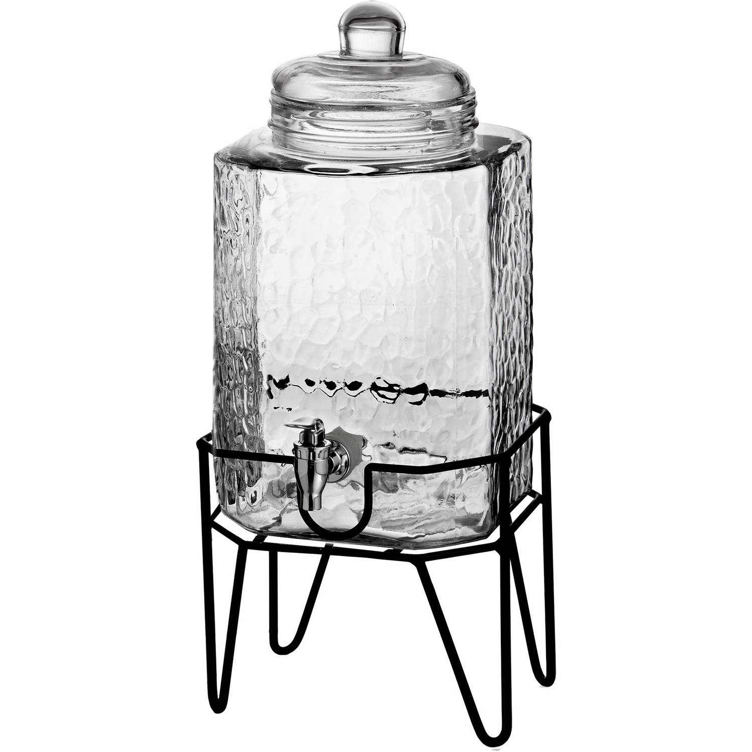 Hamburg Beverage Dispenser on Stand, 1.5 gal