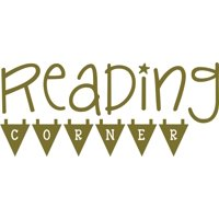 """Reading Corner / Nook Wall Decoration - Great for Library, School, Elemtery Teachers, Family Room Nook, Classrooms