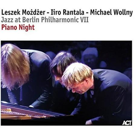 Jazz At Berlin Philharmonic Vii Piano Night