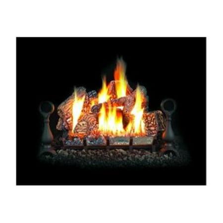 Napolean Fireplaces Gvfl18p 18 Inch Vent Free Gas Log Set