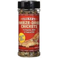 Fluker's Freeze-Dried Crickets, 1.2 Oz