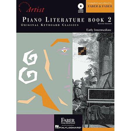 Piano Literature - Book 2 : Developing Artist Original Keyboard