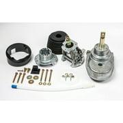 SeaStar Solutions Dash Module Kit for Mechanical Tilt Steering, NFB Safe-T II