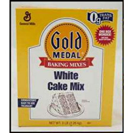 Gold Medal White Cake Mix