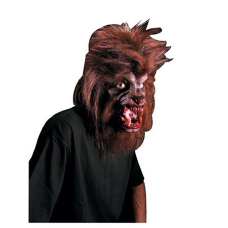 Reel FX Werewolf Theater Quality Makeup Costume Mask