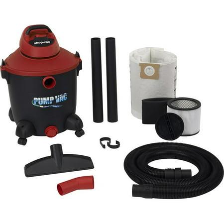 Shop-Vac 12 Gallon 5.0 Peak HP Wet Dry Pump Vac 5821200