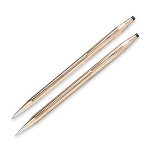 Cross Classic Century Gold Filled Pen/Pencil Set 150105