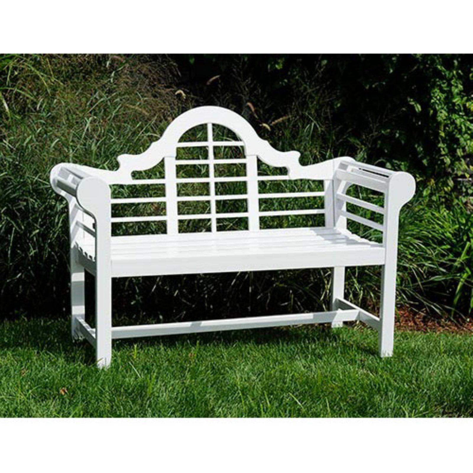 Achla Designs Lutyens 54 in. Garden Bench