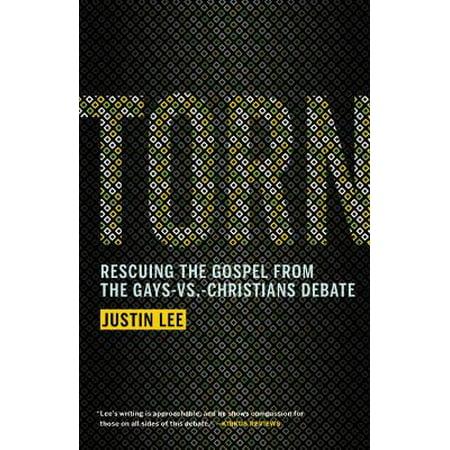 Torn : Rescuing the Gospel from the Gays-vs.-Christians (Best Mormon Christian Debate)