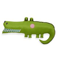Alligator Decorative Pillow by Drew Barrymore Flower Kids