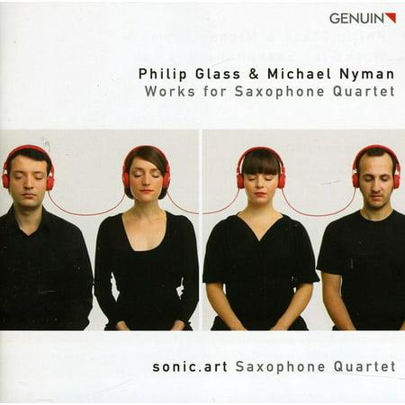 Works for Saxophone Quartet