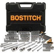 BOSTITCH BTMT72262 174-Piece Socket Set