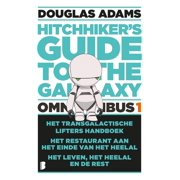 The hitchhiker's Guide to the Galaxy - omnibus 1 - eBook