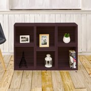 Way Basics Eco Stackable Arlington Modular Bookcase and Storage Shelf, Multiple Colors
