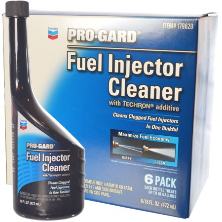 Chevron Pro Gard Fuel Injector Cleaner 16Oz  Bottle