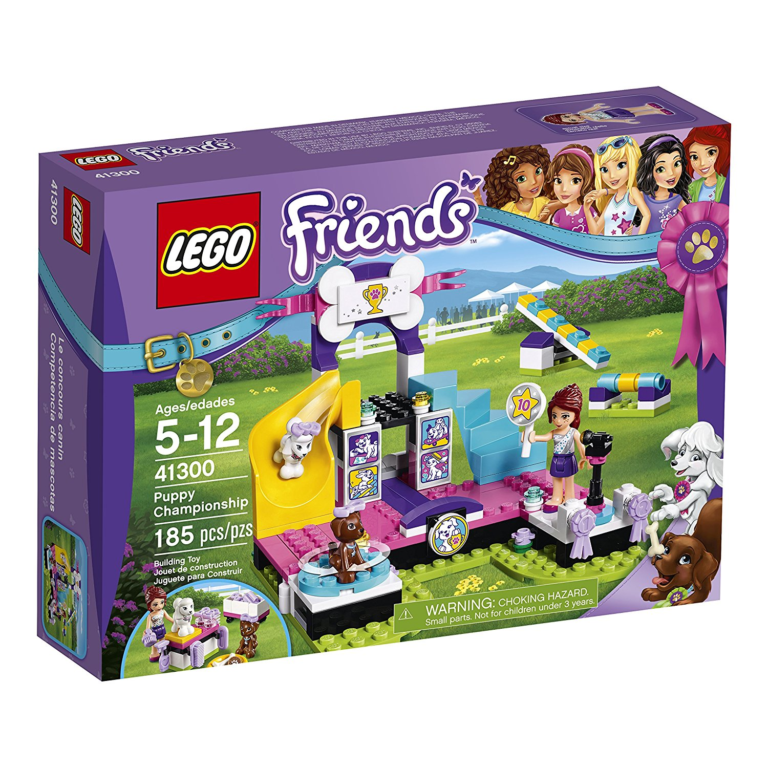 LEGO Friends Puppy Championship 41300 Popular Childrens Toy