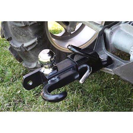 Komodo Atv 3 Way Receiver Hitch With 2 Quot Hitch Ball