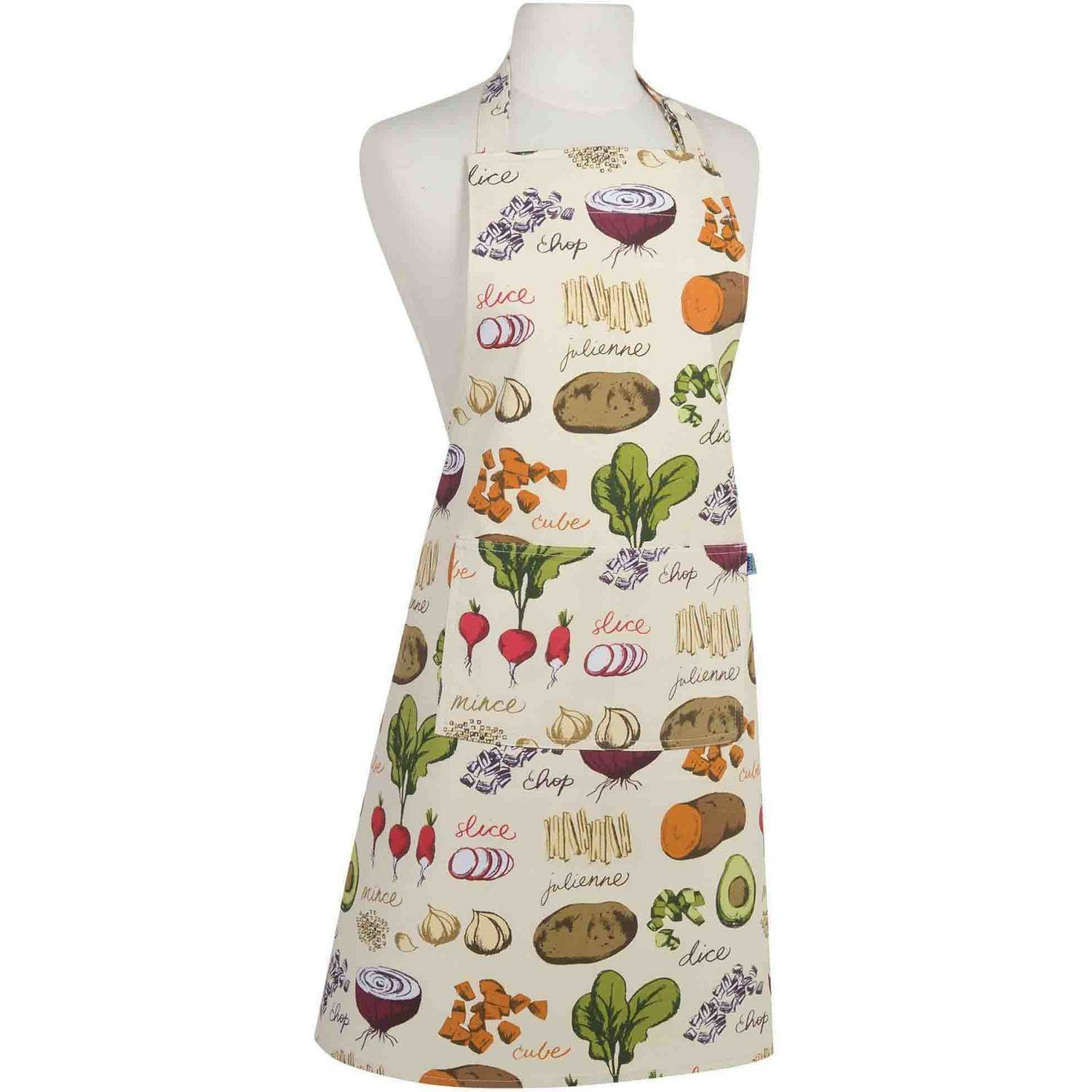 Now Designs Julienne Apron, Basic Unisex