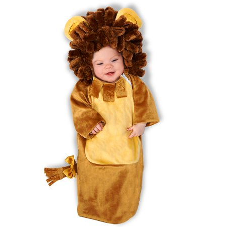 Infant Bunting (Cuddly Lion Infant Bunting)