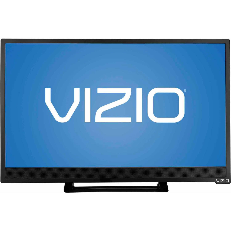 """Refurbished VIZIO E24-C1 24"""" 1080p 60Hz Razor LED HDTV"""
