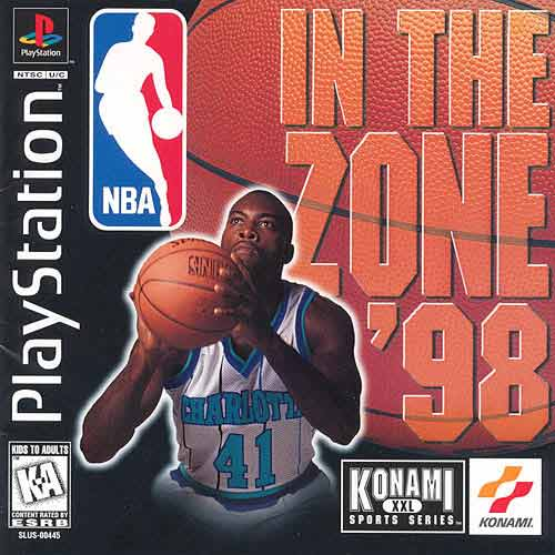 NBA In The Zone '98 PSX