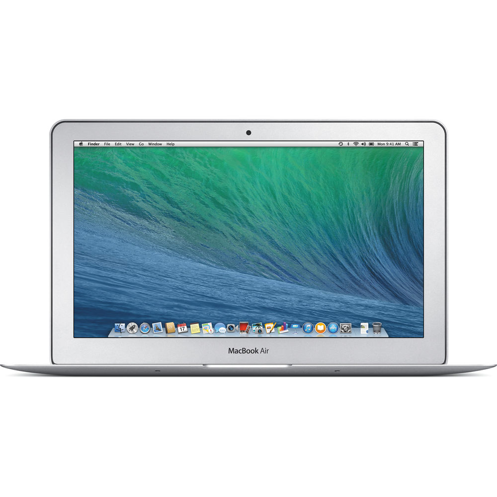 Refurbished Apple MacBook Air MD711LL B 11.6-Inch Laptop (NewEST VERSION) by Apple