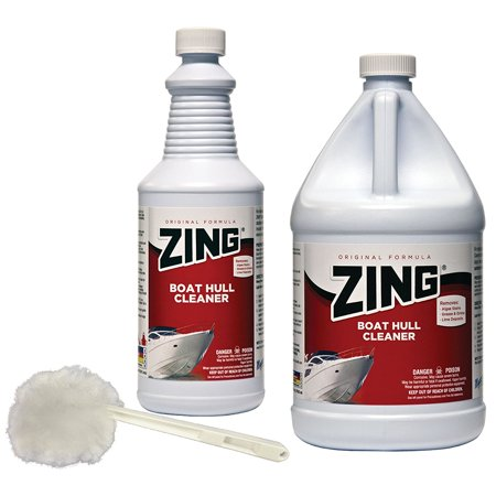 ZING 10007 Professional Boat Hull Cleaner - 1