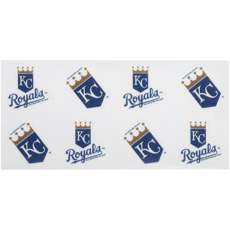 Kansas City Royals™ Peel & Stick Tattoos 8 ct Carded - Cards Tattoo
