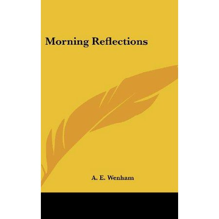 Morning Reflections - image 1 of 1