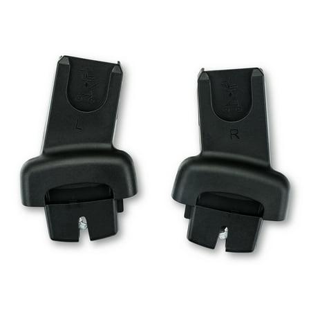 Britax Single Stroller Car Seat Adapter for Maxi-Cosi/Cybex/Nuna
