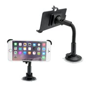 """Car Vehicle Windshield Adjustable Dashboard Mount Rotating Stand Holder with Suction Cup for Apple iPhone 6  Plus 5.5"""""""